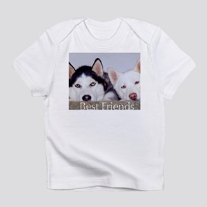 Best Friends Creeper Infant T-Shirt