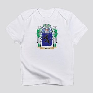 Abba Coat of Arms - Family Crest Infant T-Shirt
