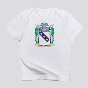 Ralston Coat of Arms - Family Crest Infant T-Shirt