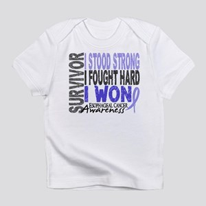 Survivor 4 Esophageal Cancer Shirts and Gifts Infa