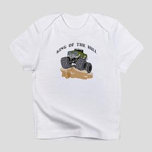 Rock Crawling 4 Wheeling Infant T-Shirt
