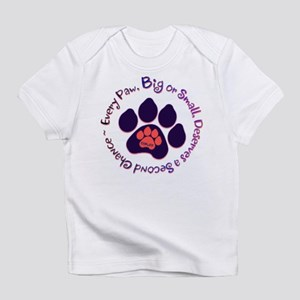 Every Paw Infant T-Shirt