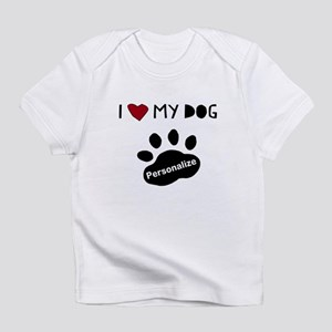 Personalized Dog Infant T-Shirt
