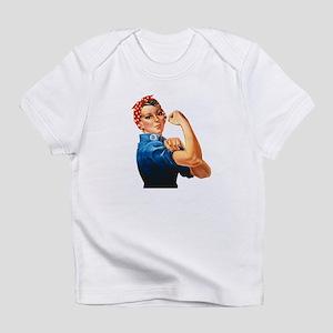 ROSIE THE RIVETER Creeper Infant T-Shirt