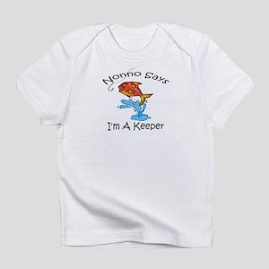 I'm A Keeper Nonno Infant T-Shirt