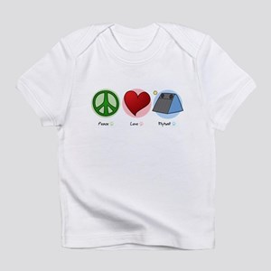 Peace Love Flyball Infant T-Shirt
