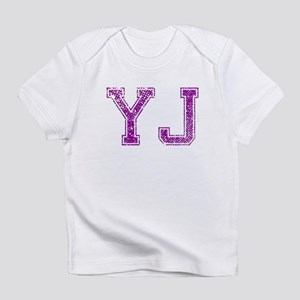 YJ, Vintage Infant T-Shirt