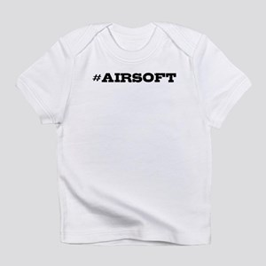 Airsoft Hashtag Infant T-Shirt