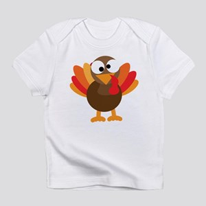 Funny Turkey Infant T-Shirt
