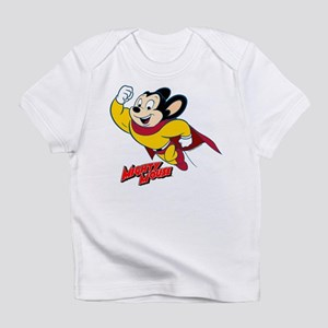 Mighty Mouse Logo14 Infant T-Shirt