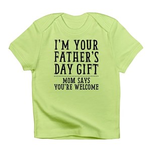 00b1e437 New Dad T-Shirts - CafePress