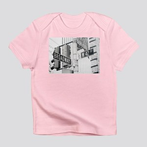 NY Broadway Times Square - Infant T-Shirt