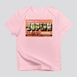 Joplin Missouri Greetings Infant T-Shirt