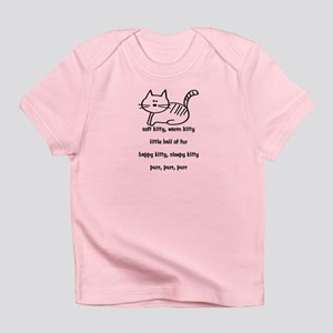 Soft Kitty Infant T-Shirt