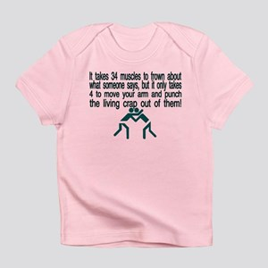 Living Crap Infant T-Shirt