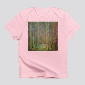 Gustav Klimt Pine Forest Infant T-Shirt