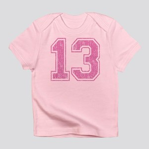 Retro 13 Number Infant T-Shirt