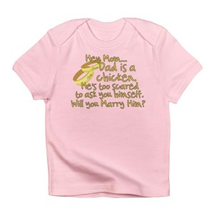 eced4b8aa Will You Marry Me T-Shirts - CafePress