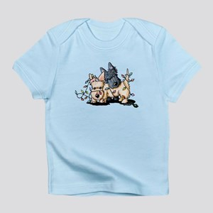 DeLighted Scotties Infant T-Shirt