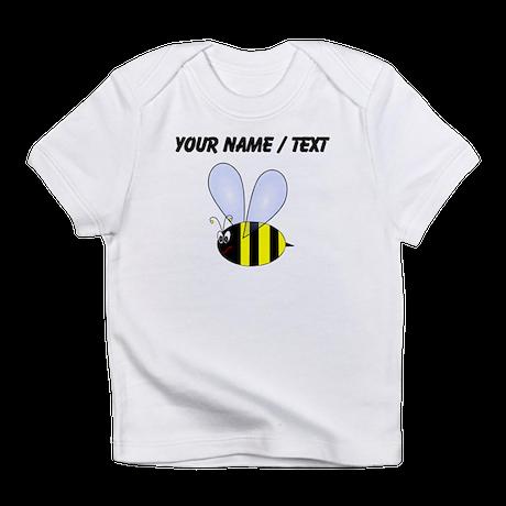 Custom Bumble Bee Infant T-Shirt