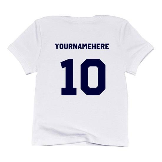 Custom USA Soccer T-Shirt Jersey