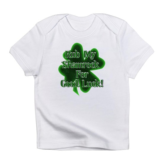 St Patrick's Day - Rub My Shamrock for Good Luck