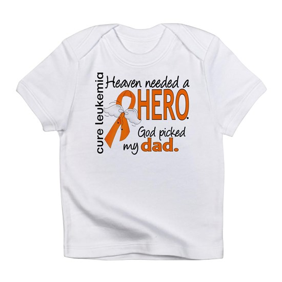 -Heaven Needed a Hero Dad Leukemia