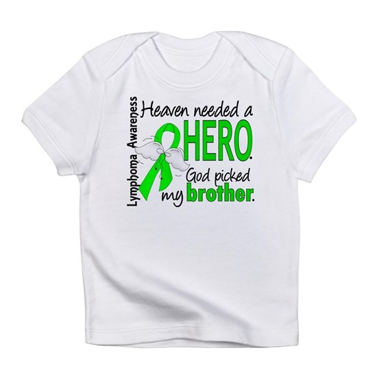 -Heaven Needed a Hero Brother Lymphoma