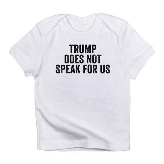 Trump Does Not Speak For Us