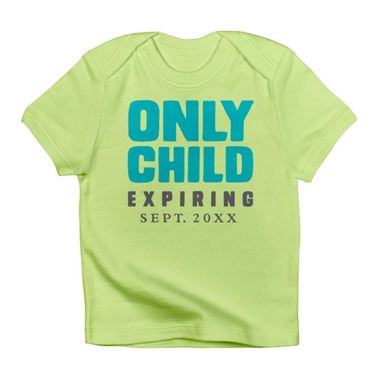 ONLY CHILD Expiring [Your Date Here]