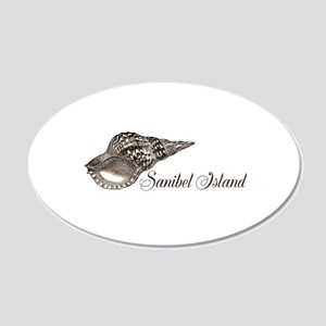 Sanibel Island Wall Decal