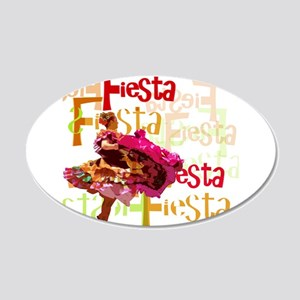 Fiesta Wall Decal