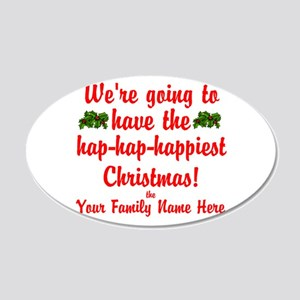 Happiest Christmas Wall Decal