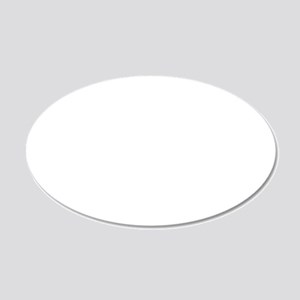 A Break In The Clouds 20x12 Oval Wall Decal