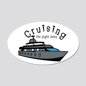 Water Transport Wall Decals - CafePress