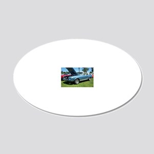 DCP_1096 20x12 Oval Wall Decal