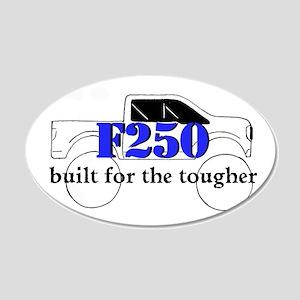 F250 Wall Decals - CafePress