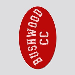 Bushwood Country Club Caddyshack Wall Decal