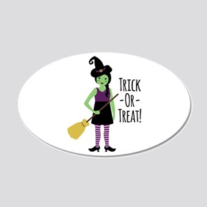 Trick - Or - Treat! Wall Decal