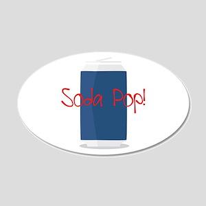 Sopa Pop Wall Decal