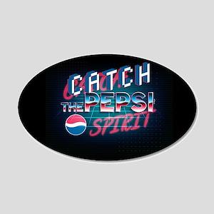 Pepsi Flashback Spirit Wall Decal