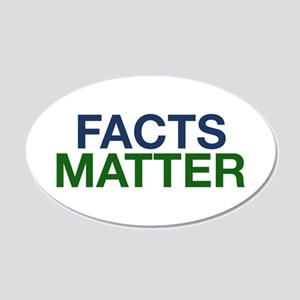 FACTS MATTER Wall Decal