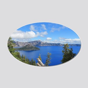Crater Lake National Park Wall Decal