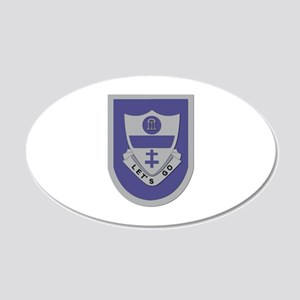 DUI - 325th Airborne Infantry Regiment 20x12 Oval