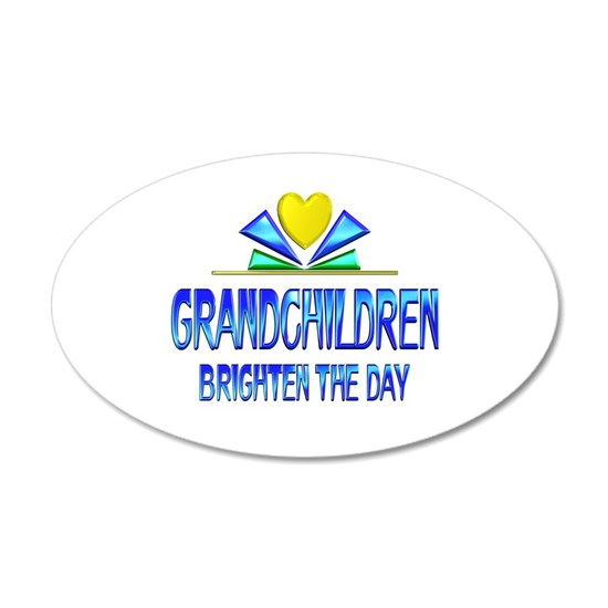 Grandchildren Brighten the Day