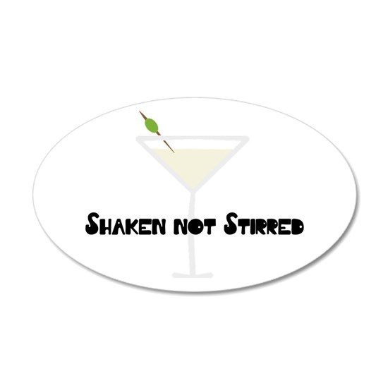 Shaken Not Stirred