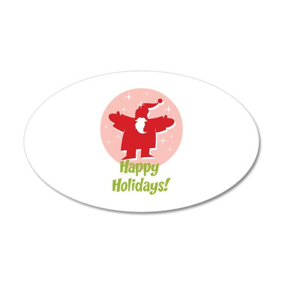_2356-Royalty-Free-Santa-Claus-In-Pink-Circle.
