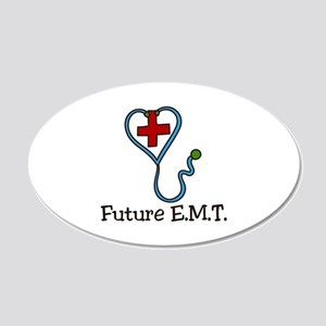 Future E.M.T. Wall Decal