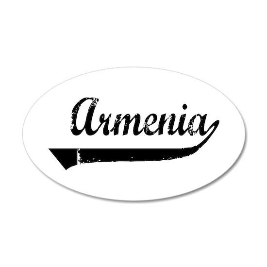 Armenia (Sports) 35x21 Oval Wall Peel by Admin_CP5227444