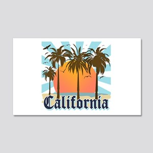 Vintage California 22x14 Wall Peel
